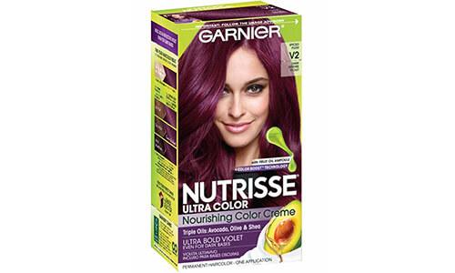 رنگ موی گارنیر لوازم آرایشی