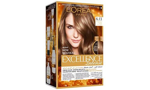 رنگ موی لورآل لوازم آرایشی